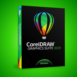 NOWOŚĆ! CorelDRAW Graphics Suite 2019  - WIN - EDUCATION License (1-4)