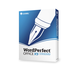 WordPerfect Office X9 Education License - licencja EDUKACYJNA, 1 st.