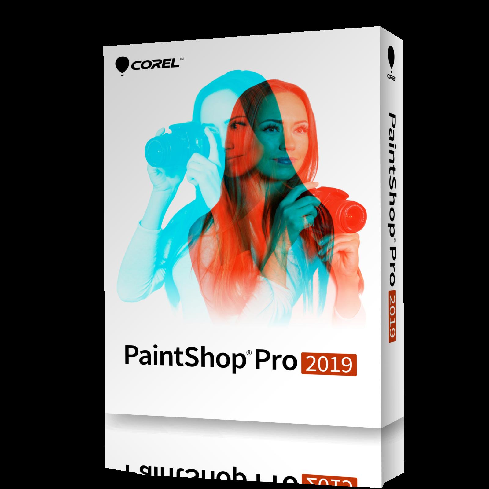 a7ecddaafd7541 NOWOŚĆ! PaintShop PRO 2019 EN - licencja komercyjna, box
